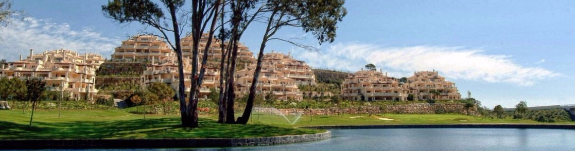Capanes del Golf Apartments for Sale