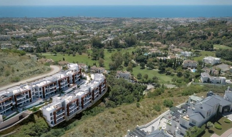 Off Plan Apartments in Benahavis