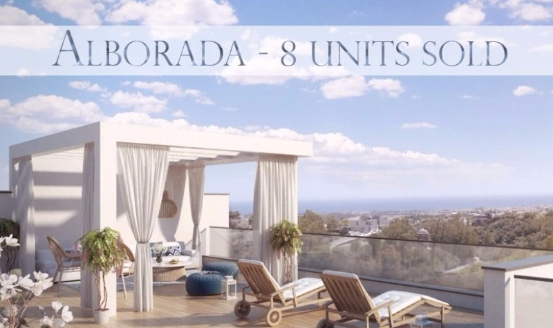 Alborada - 8 already sold