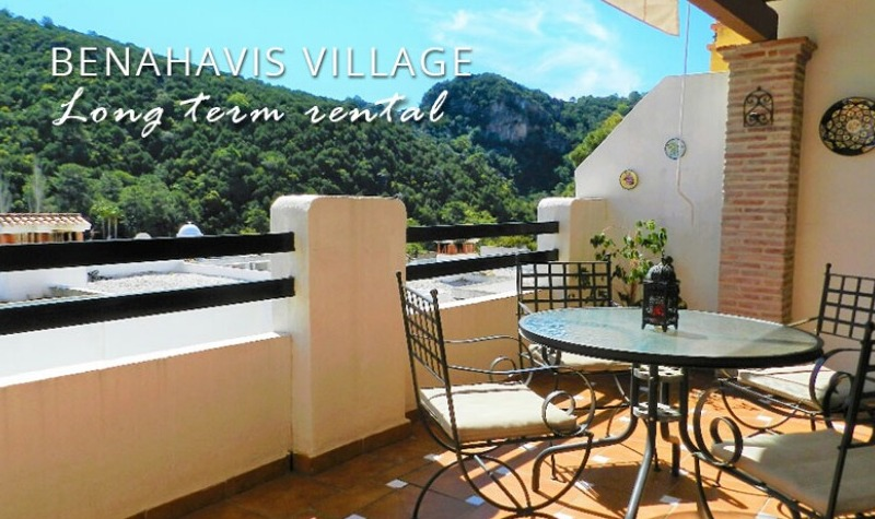 Townhouse for Long Term Rental Benahavis village