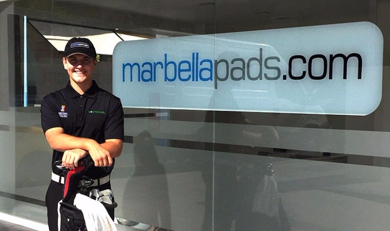 Good luck Brian Kelly from the Marbellapads team
