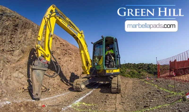 UPDATE: Green Hill Marbella Building Works
