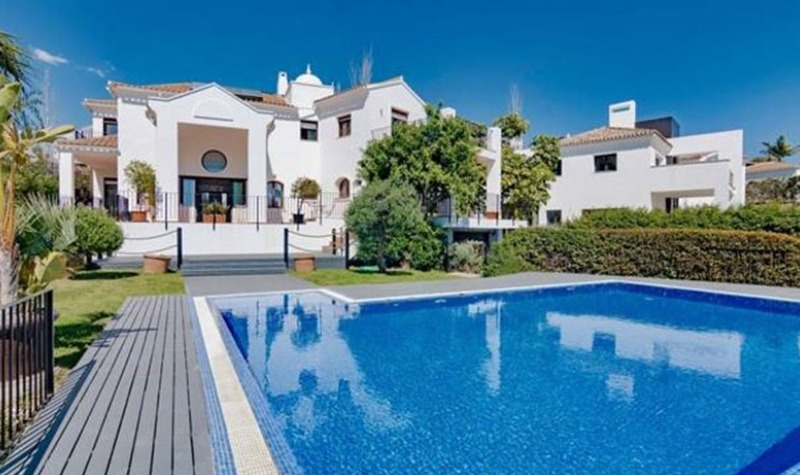 La Alqueria Benahavis villa for sale