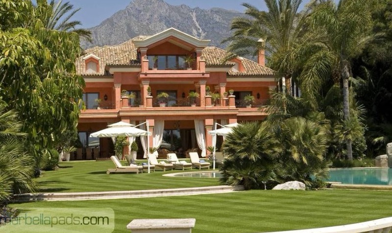 The most expensive house in Spain costs 80 Million Euros and is not in Madrid nor in Barcelona