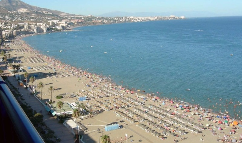 Record number of tourists holiday in Spain this year
