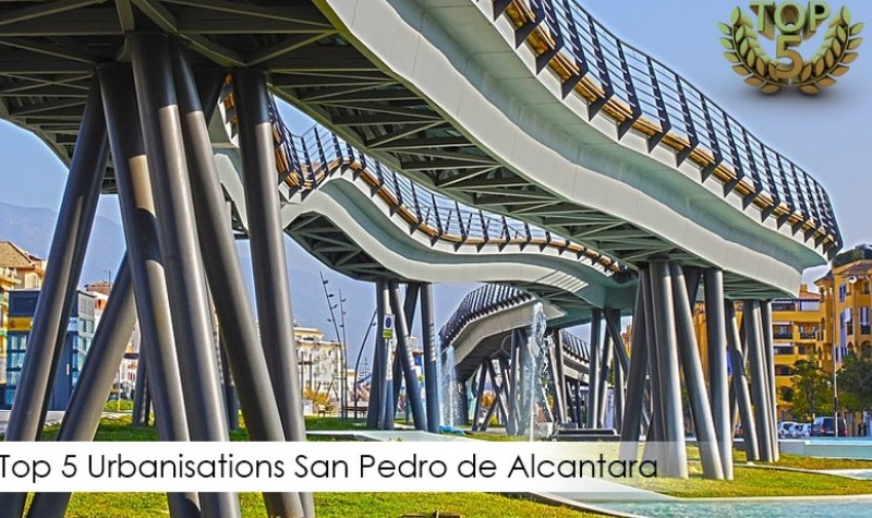 Top 5 Urbanisations in San Pedro de Alcantara