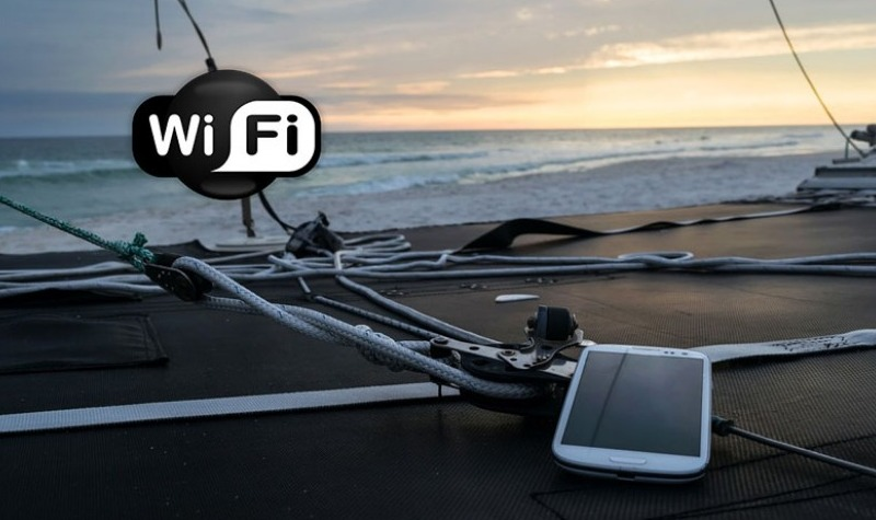 NEW Free Wifi hotspot in Marbella and San Pedro Beach